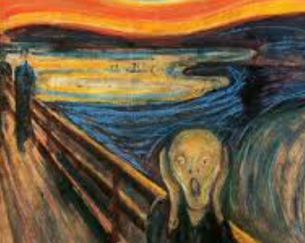 munch the scream and phobias
